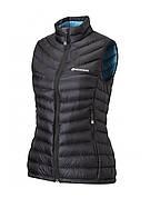 Жилет Montane Female Featherlite Down Vest Black, S