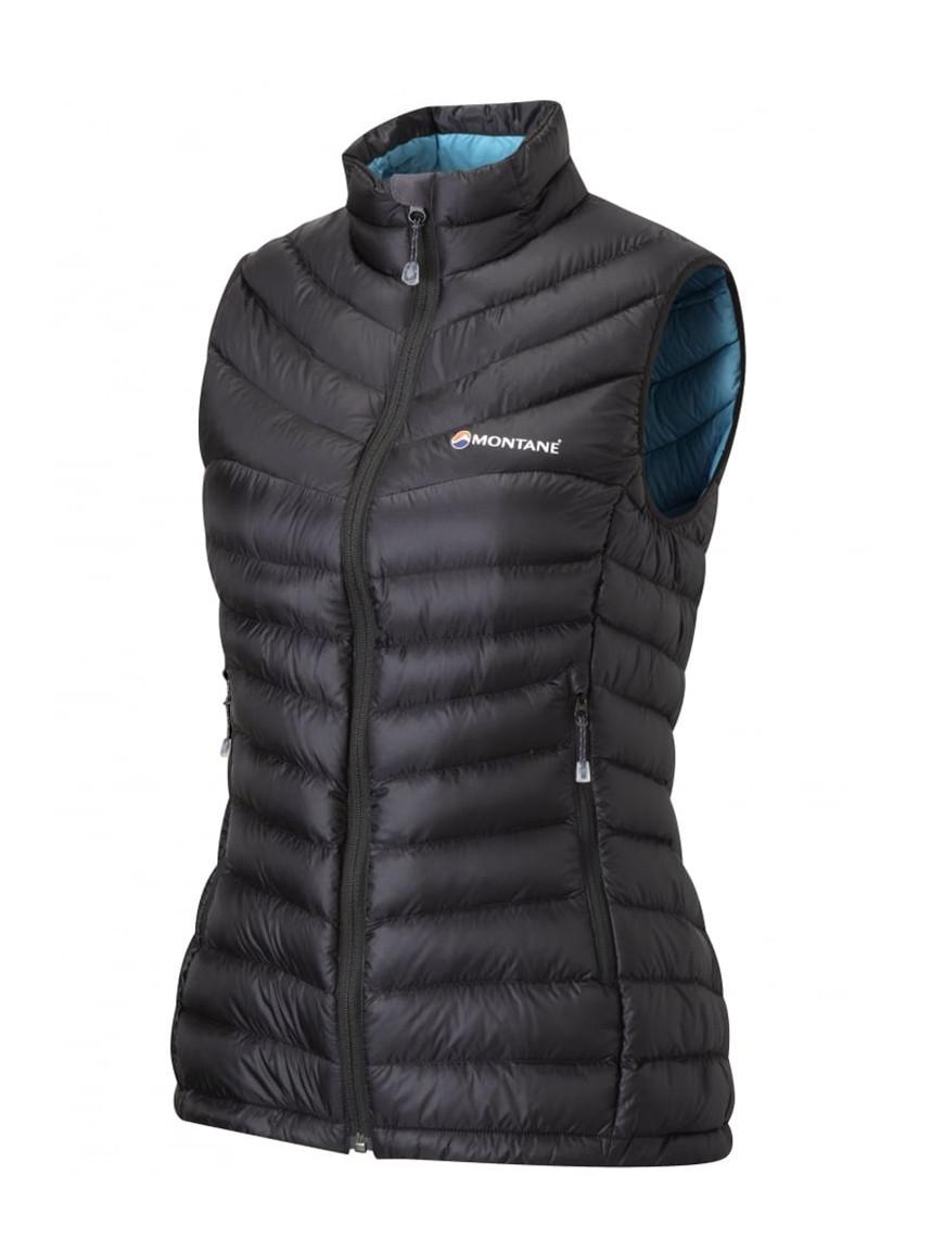 Жилет Montane Female Featherlite Down Vest Black, L