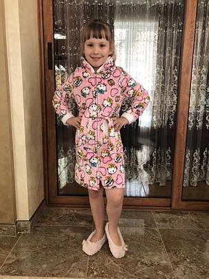 Детский махровый халат, фото 2