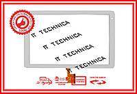 Тачскрин 245x156mm 50pin CH-10136A1-PG-FPC355 DH-10136A1-PG-FPC355-V2.0 БЕЛЫЙ