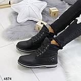 Ботинки_А4874 размеры 36 39, фото 6