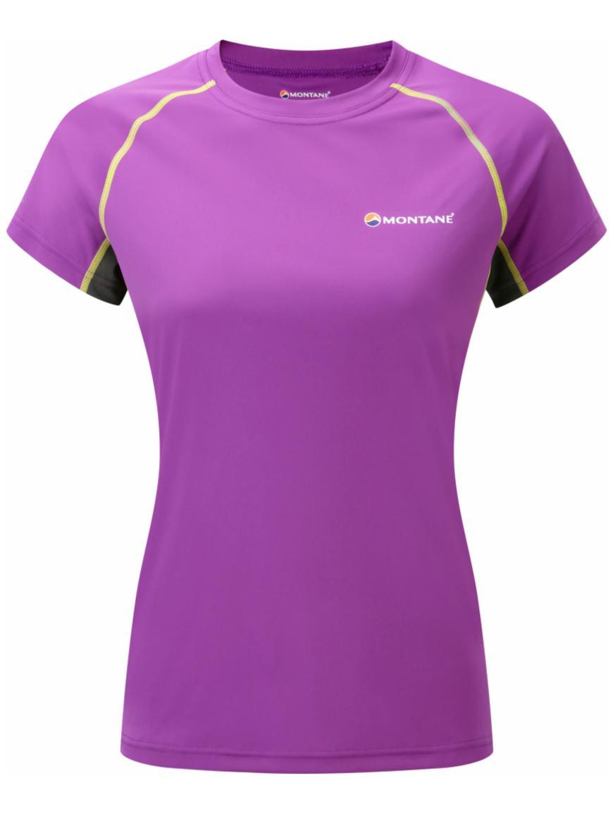 Футболка Montane Female Sonic T-shirt