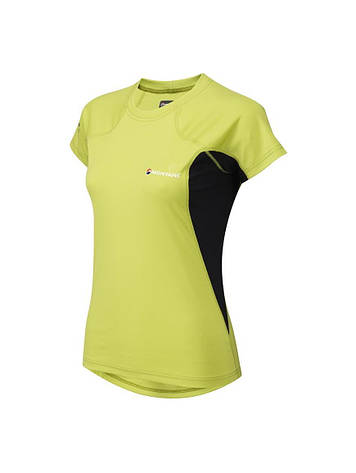 Футболка Montane Female Sonic T-shirt, фото 2