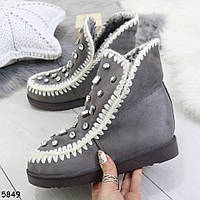 Ботинки_А5849 размер 40, фото 1