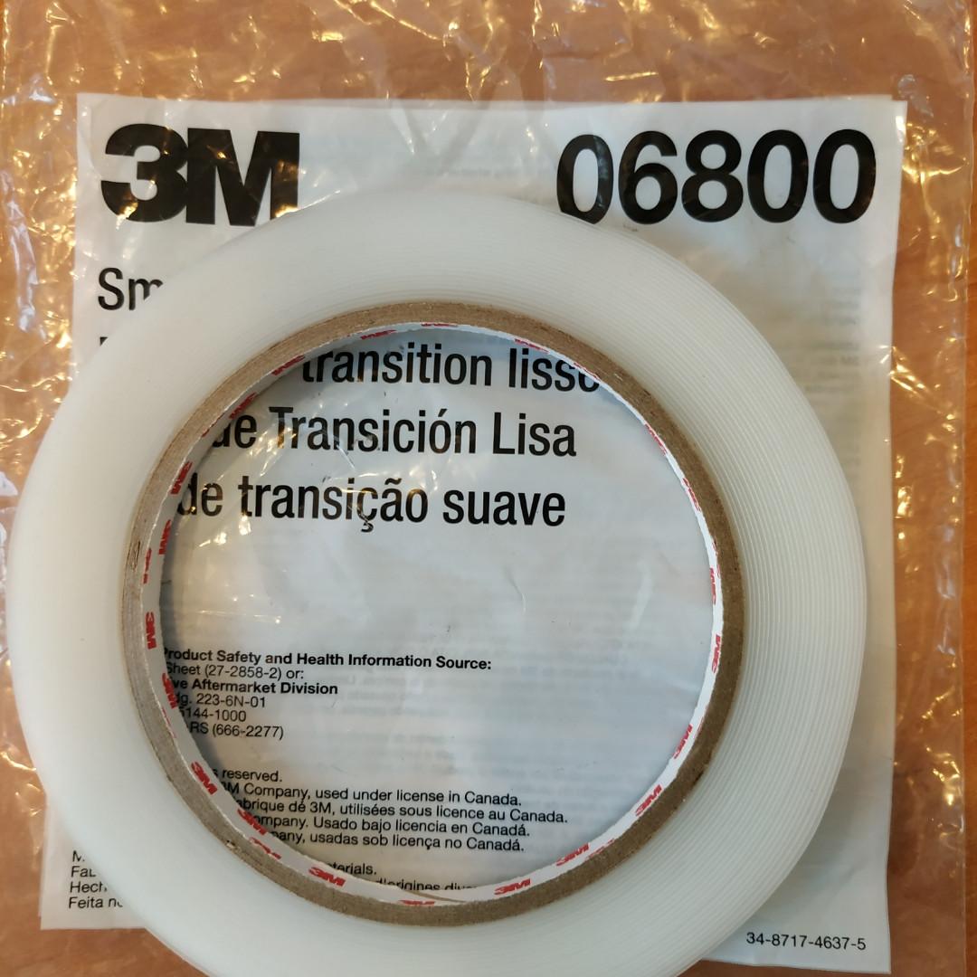 Лента для плавных границ при грунтовке 3М (для 50421)