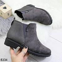 Ботинки_А8334 размеры 38 41, фото 1