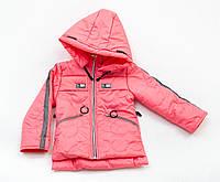 Куртка демисезонная для девочки «Лол», фото 1