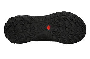 Мужские кроссовки SALOMON EVASION 2 LTR (398566) черные кожаные, фото 3