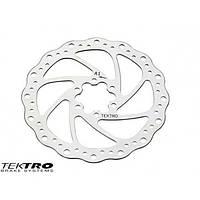 Ротор Tektro Novela 180мм, под 6 болтов