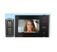 Комплект видеодомофон и вызывная панель PC-715R0 HD