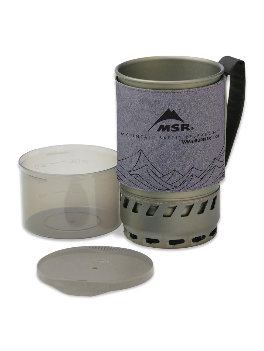Котелок MSR WindBurner 1.0 L Pot