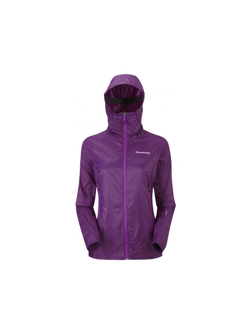 Куртка Montane Female Lite-Speed Jkt Pertex Quantum