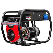 Генератор бензиновый AGT 4500 EAG (PFEAG4500/E)