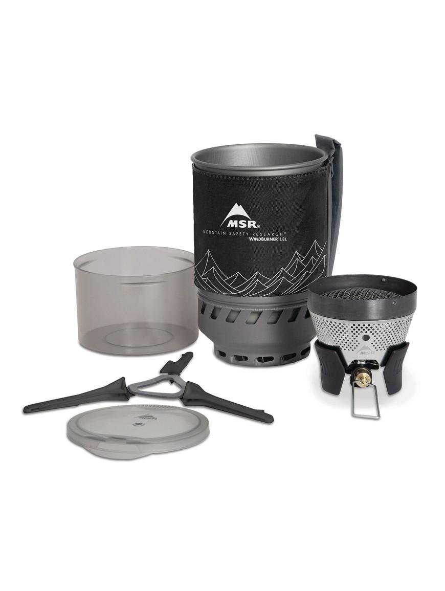 Система приг.пищи MSR WindBurner 1.8L Stove System