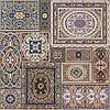 Плитка Атем для пола Atem Aladdin B 400 х 400 (Аладин напольная бежевая)