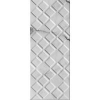 Плитка Атем настенная облицовочная Atem Geneva (Женева) Diamond W 200х500 белая
