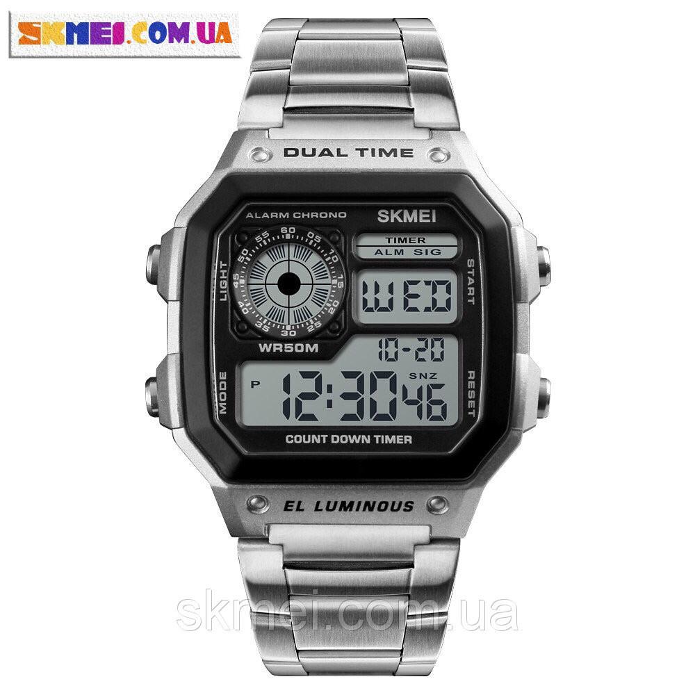 Часы Skmei 1335 (Silver)