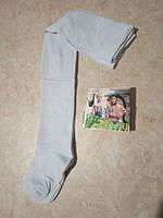 Детские белые колготки Малыш бамбук 92- 104