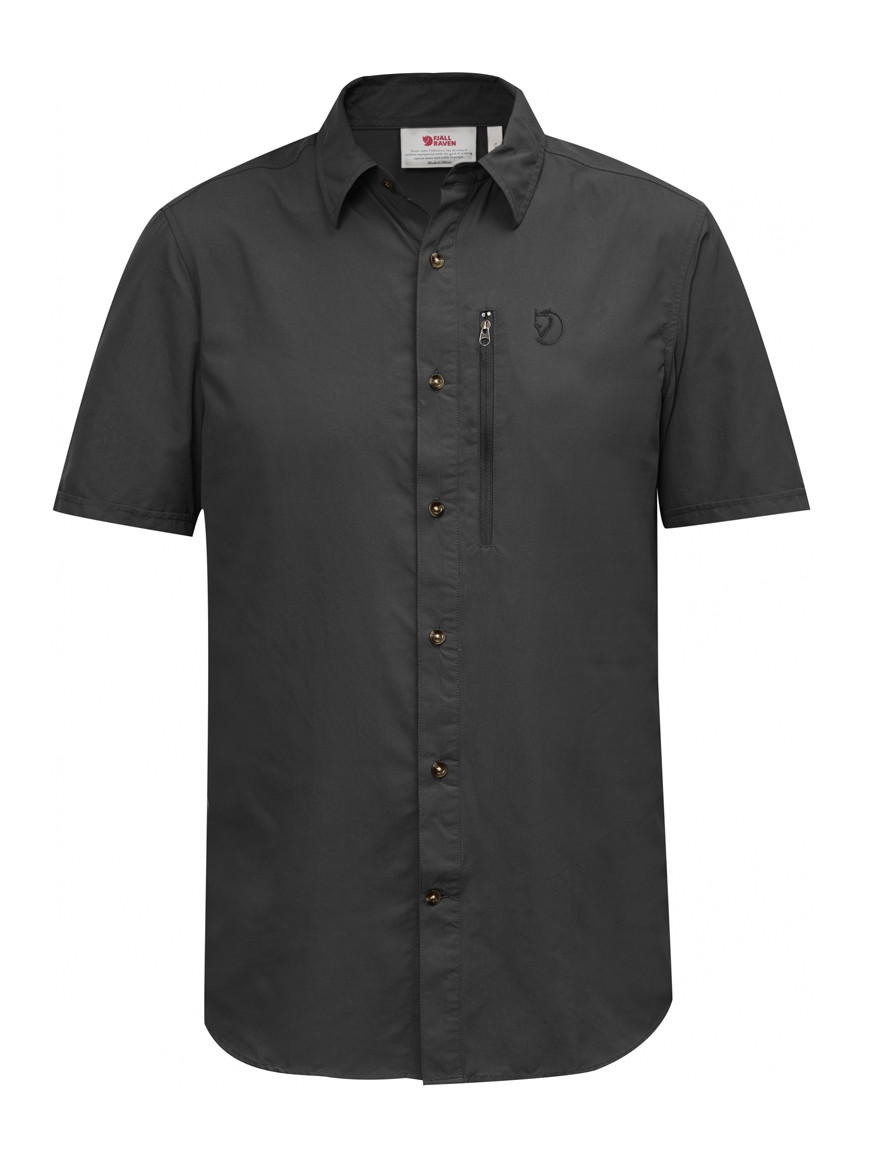 Рубашка Fjallraven Abisko Hike Shirt SS