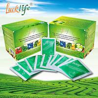 Чай для очистки кишечника на основе фруктовых и овощных компонентов