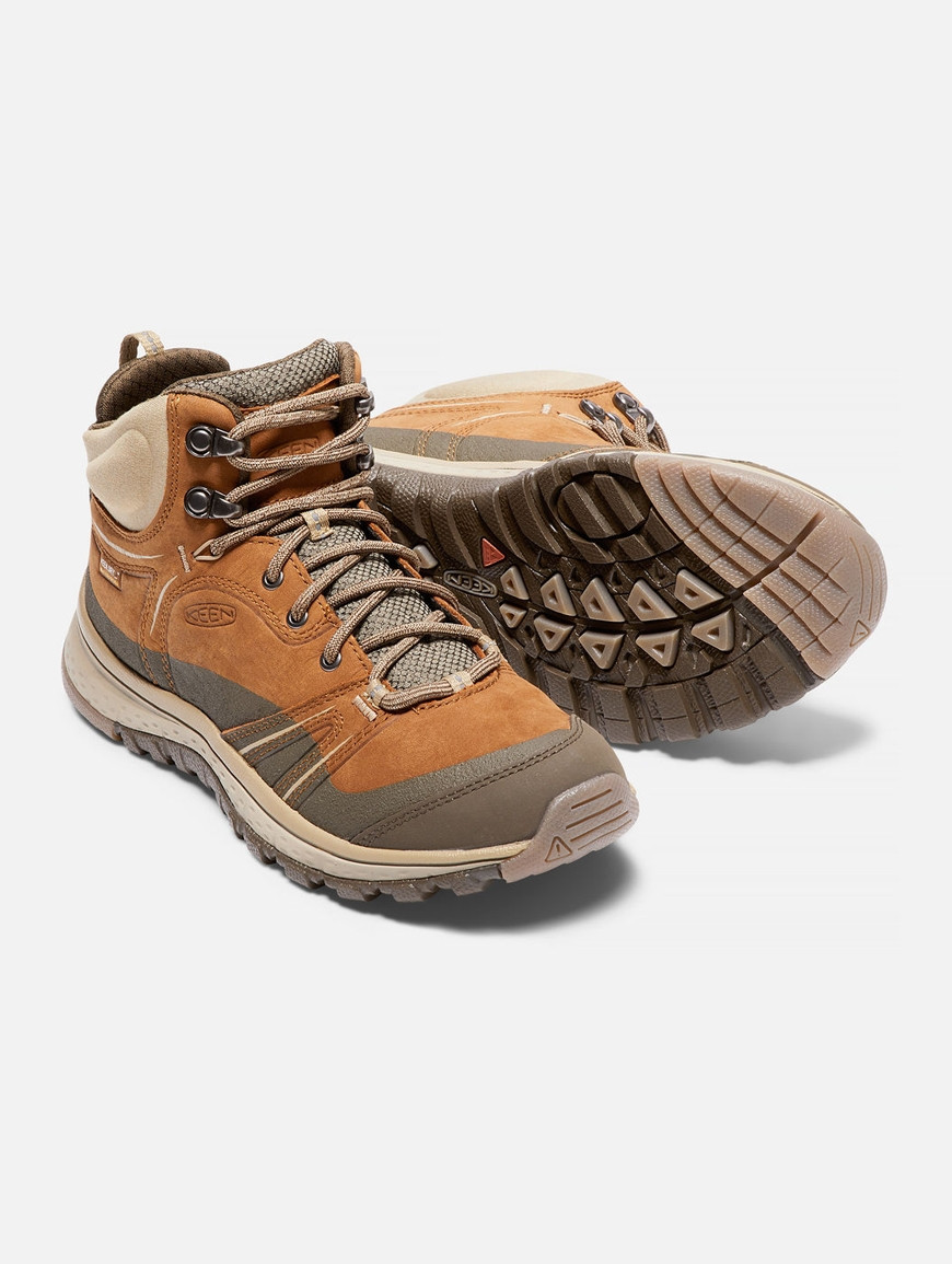 Ботинки KEEN Terradora Leather Mid W