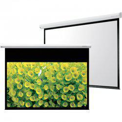 Экран для проектора 72inc, проекционный экран, полотно для проектора