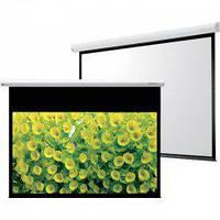 Экран для проектора 72inc, проекционный экран, полотно для проектора, фото 1
