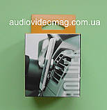 Простий магнітний тримач для смартфона на ґрати, фото 2