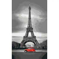 """Картина по номерам Идейка """"Париж"""" 40х50см"""