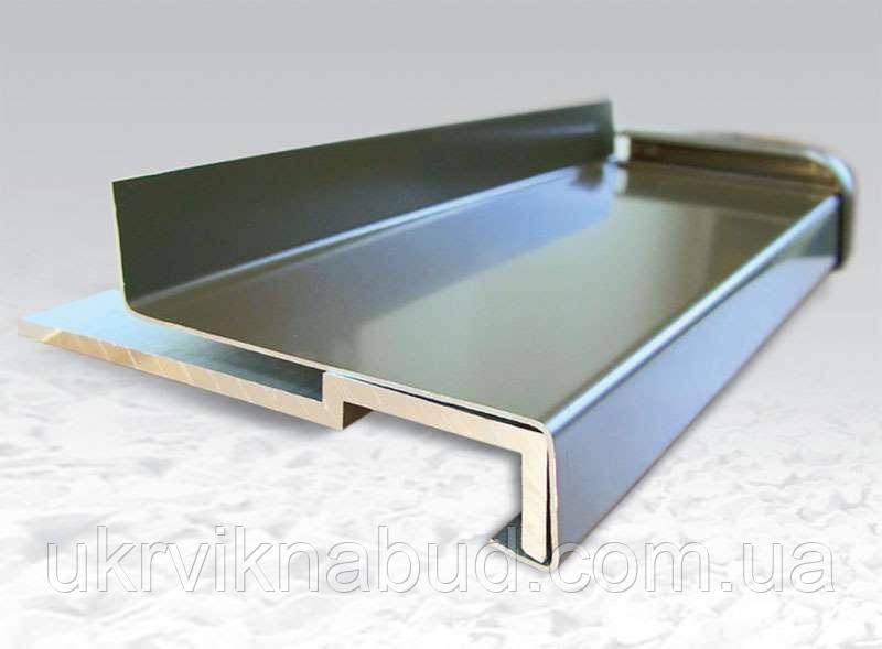 Алюминиевые отливы Алютех Alutech (Беларусь)