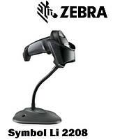Сканер проводной 1D фото (Имидж сканер) Motorola/Zebra Symbol LI 2208 + стойка, фото 1