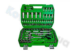 Набір ручного(автомобільного) інструменту INTERTOOL ET-6108SP, 108 одиниць