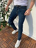 Мужские джинсы брендовые узкие Люкс копия, фото 1