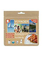 Сублимированная еда Voyager Рис и баскская курица с острым перцем