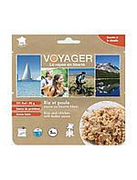 Сублимированная еда Voyager Рис и курица с масляным соусом