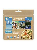 Сублимированная еда Voyager Паста с лососем и овощами