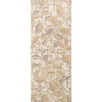 Плитка Атем Шайни настенная декор Atem Shiny Leaf 200 x 500 мм