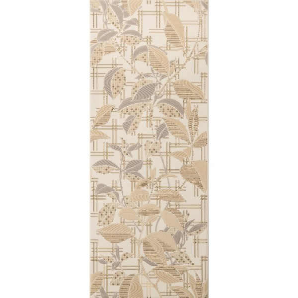 Плитка Атем Шайни настенная декор Atem Shiny Leaf 200 x 500 мм - КЕРАМИКА - интернет магазин керамической плитки в Харькове