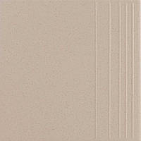Плитка Атем Пименто для пола Atem Pimento 0010 ступень 300х300 (грес керамогранит бежевый)