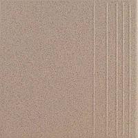 Плитка Атем Пименто для пола Atem Pimento 0021 ступень 300х300 (грес керамогранит коричневый)