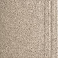 Плитка Атем Пименто для пола Atem Pimento 0001 ступень 300х300 (грес керамогранит серый)