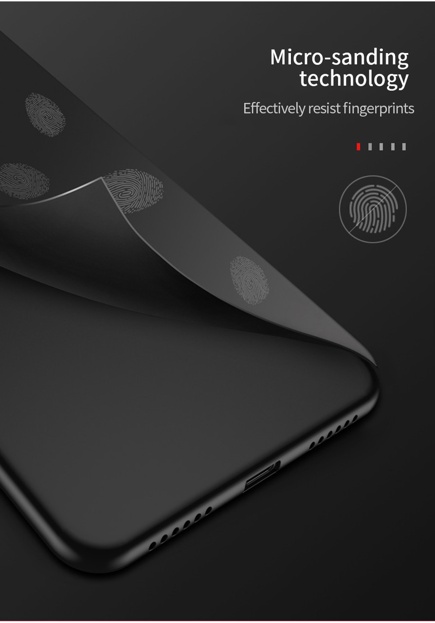 Противоударный Чехол для Xiaomi Redmi Note 4X Black