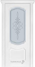Межкомнатные двери шпон Caro Модель -41