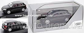 Модель автомобіля Audi Q5, Scale 1:43