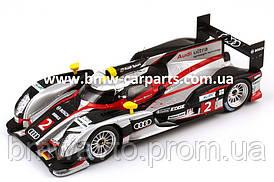 Модель автомобіля Audi R18 TDI Sebring 2012 Start No. 2, Scale 1:43