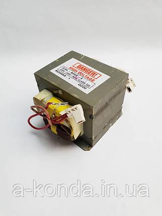 Силовой трансформатор для микроволновки Zelmer 29Z020, фото 2