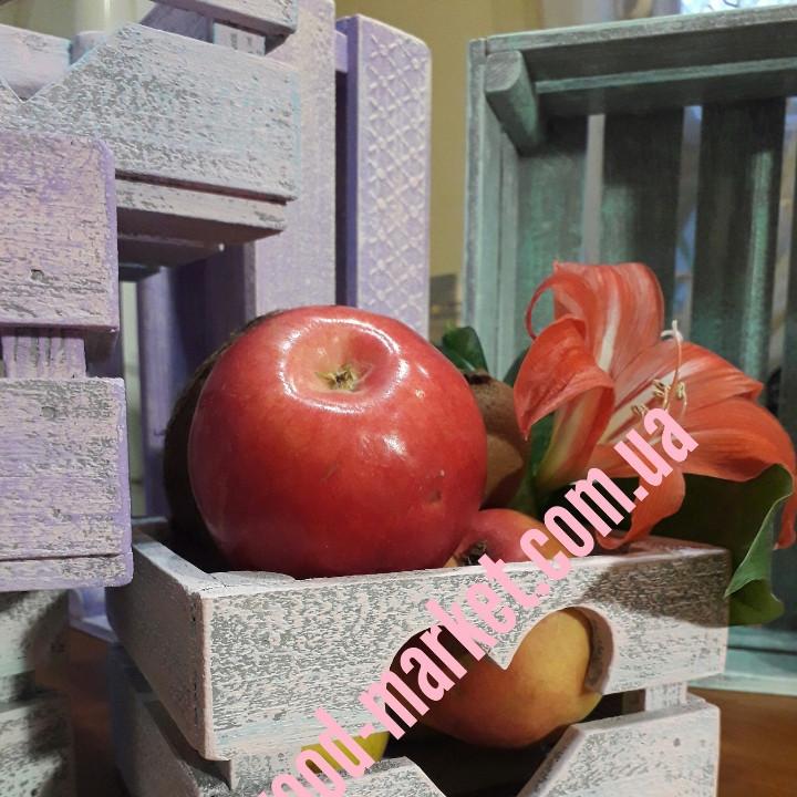 Ящик из дерева любовь