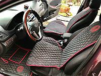 Автомобильные Накидки на сиденья из Алькантары или Велюра под заказ