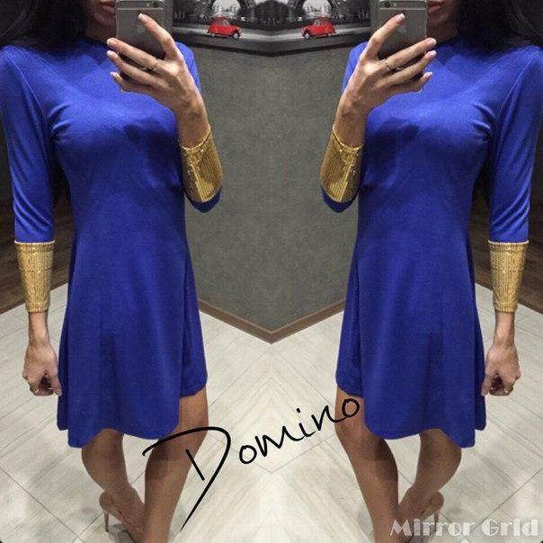 Платье женское трикотажное. Размеры с,м,л, ткань франц трикотаж