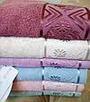 "Махровое полотенце ""Sidera"" 50*90 см, Philippus 6 шт./уп, Турция, фото 3"